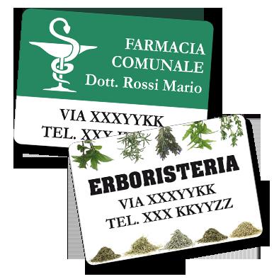 Farmacia - Erboristeria