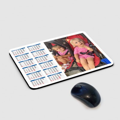 Art. 003 - Tappetino mouse con calendario